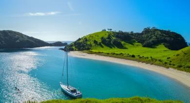 Empfohlene Individualreise, Rundreise: Neuseeland Roadtrip – Naturwunder, Wein und Strand
