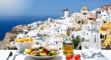 Example private tour: Flavors of Greece