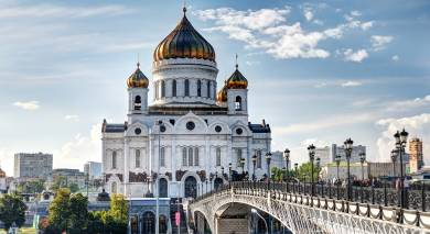 Example private tour: Russia: A Tale of Two Cities