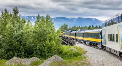 Empfohlene Individualreise, Rundreise: Alaska Bahnreise – mit dem Zug durch die Wildnis