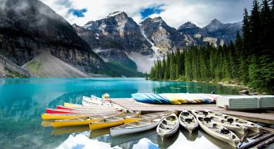 Example private tour: Highlights of Canada with Rocky Mountaineer
