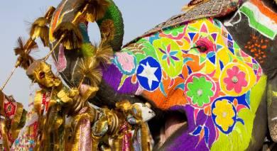 Empfohlene Individualreise, Rundreise: Indien – Goldenes Dreieck und Varanasi