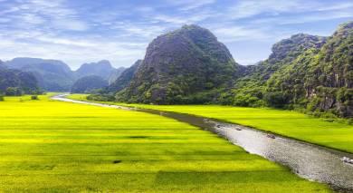 Empfohlene Individualreise, Rundreise: Vietnam – legendäre Landschaften und Kulturschätze
