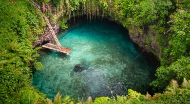 Example private tour: Samoa: Emerald Island Explorer