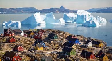 Empfohlene Individualreise, Rundreise: Grönlands Glanzlichter – Südküsten und Diskobucht