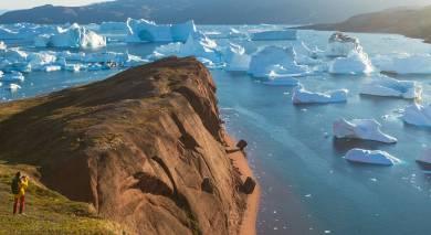 Empfohlene Individualreise, Rundreise: Vier arktische Inseln – Spitzbergen, Jan Mayen, Grönland und Island