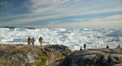 Example private tour: Greenland Adventure: Explore by Sea, Land and Air