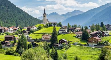 Example private tour: Switzerland: Enchanting Landscapes