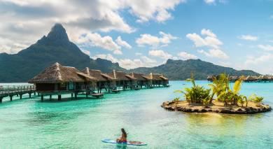 Empfohlene Individualreise, Rundreise: Geheimnisse des Südpazifiks – Tahiti, Bora Bora und Blaue Lagune