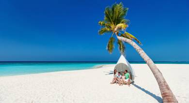 Example private tour: Maldives for Families: Paradise Island Getaways