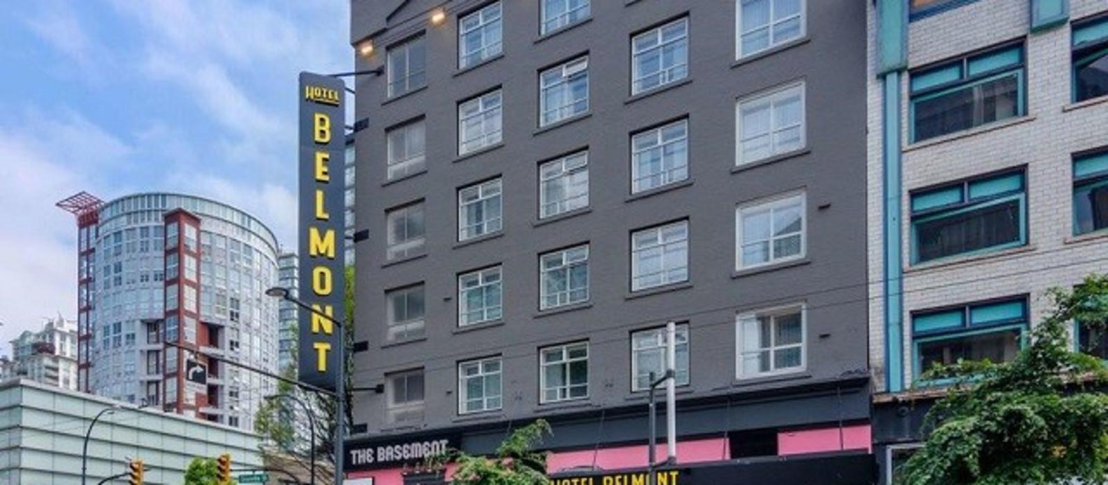 Hotel  Belmont Kanada