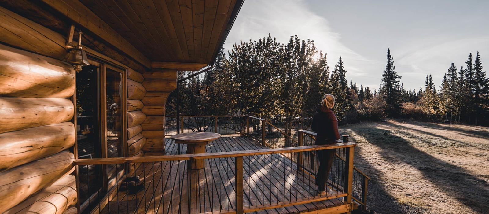 Hotel Mount Logan Lodge Canada