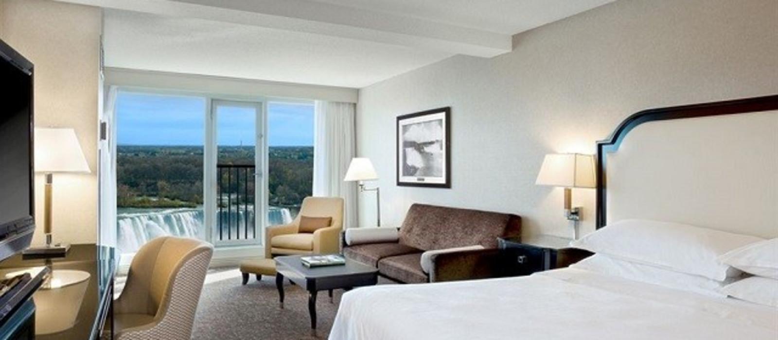 Hotel Sheraton on the Falls Kanada