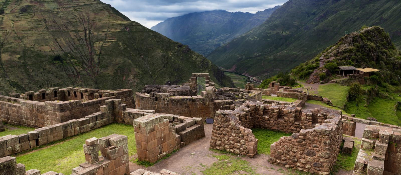 Hotel  Pakaritampu Peru