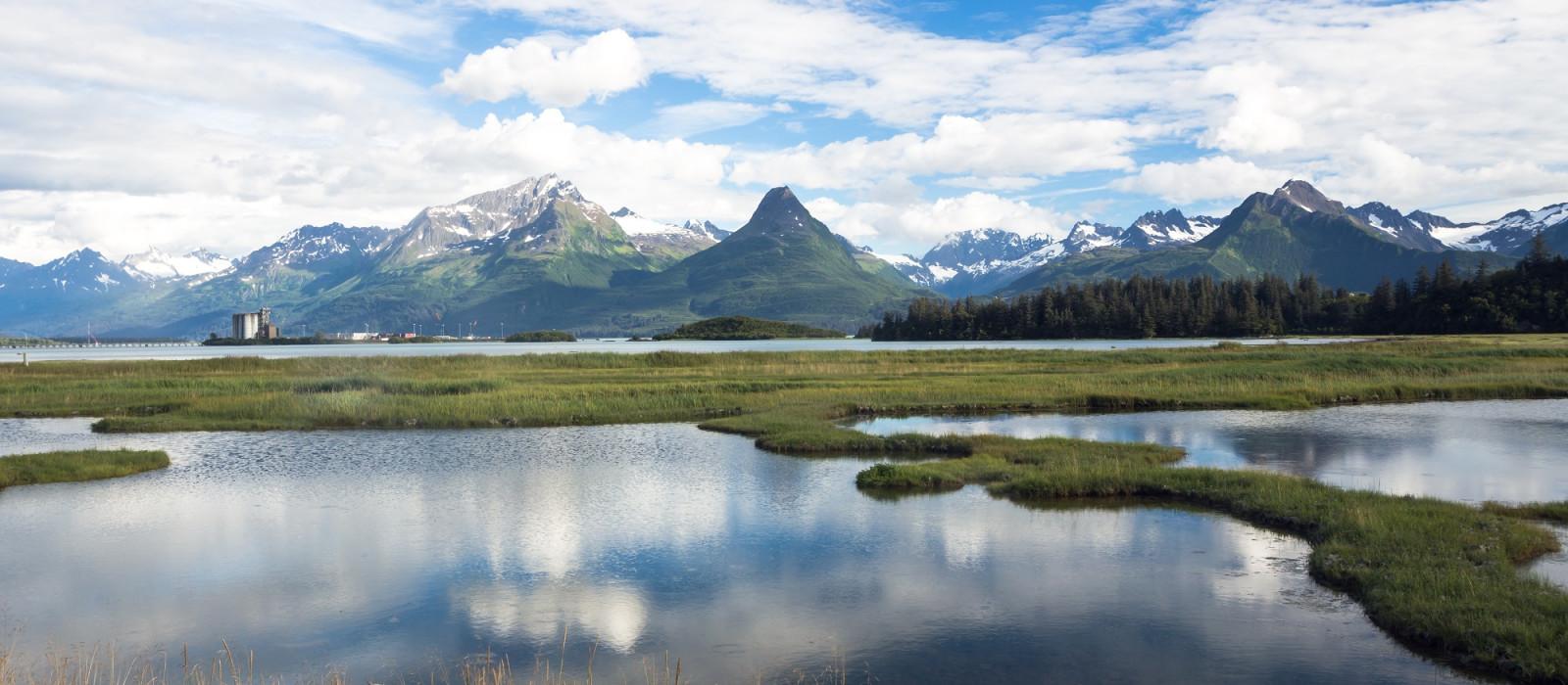 Reiseziel Valdez Alaska