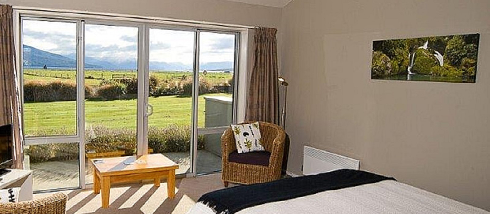 Hotel Dunluce Bed & Breakfast New Zealand