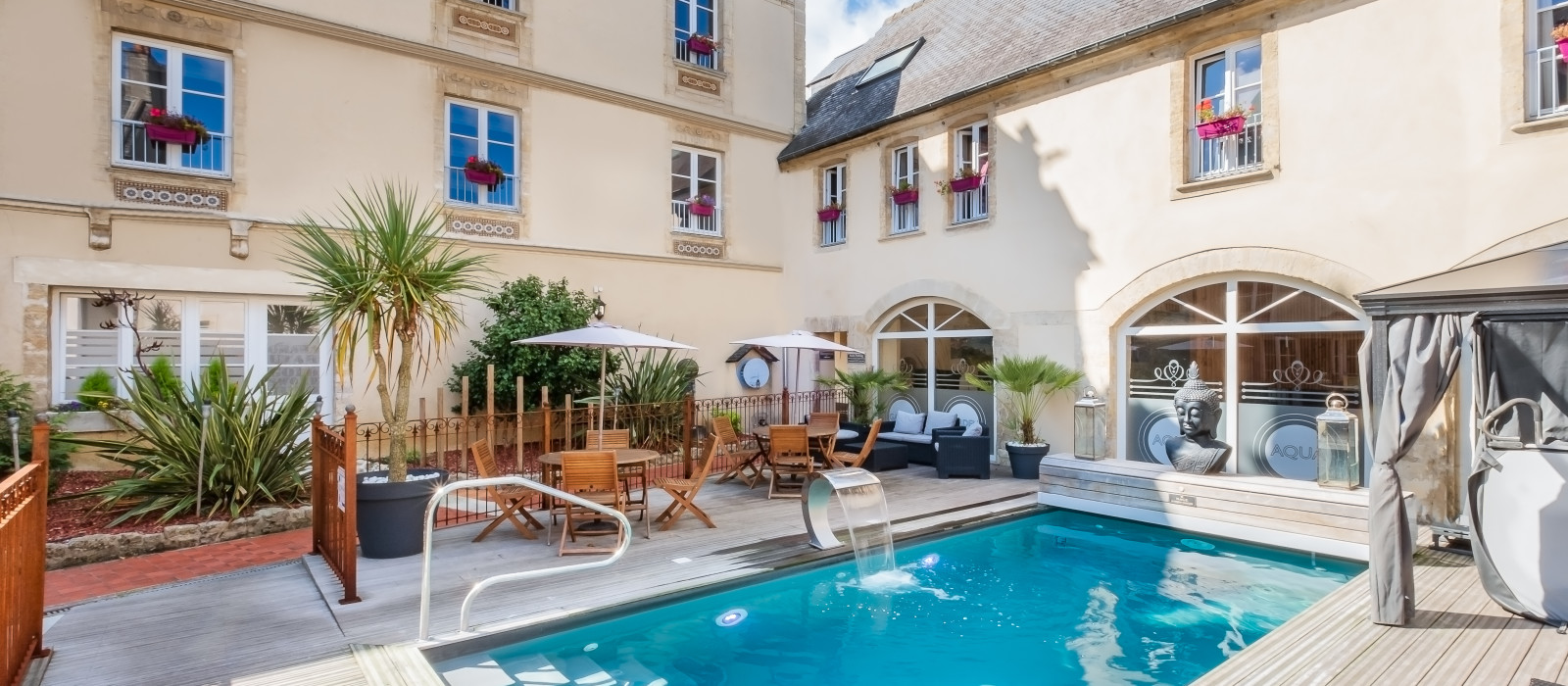 Hotel Grand  of Luxembourg France
