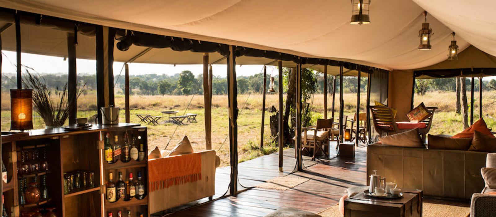 Hotel Lemala Mara Tented Camp Tansania