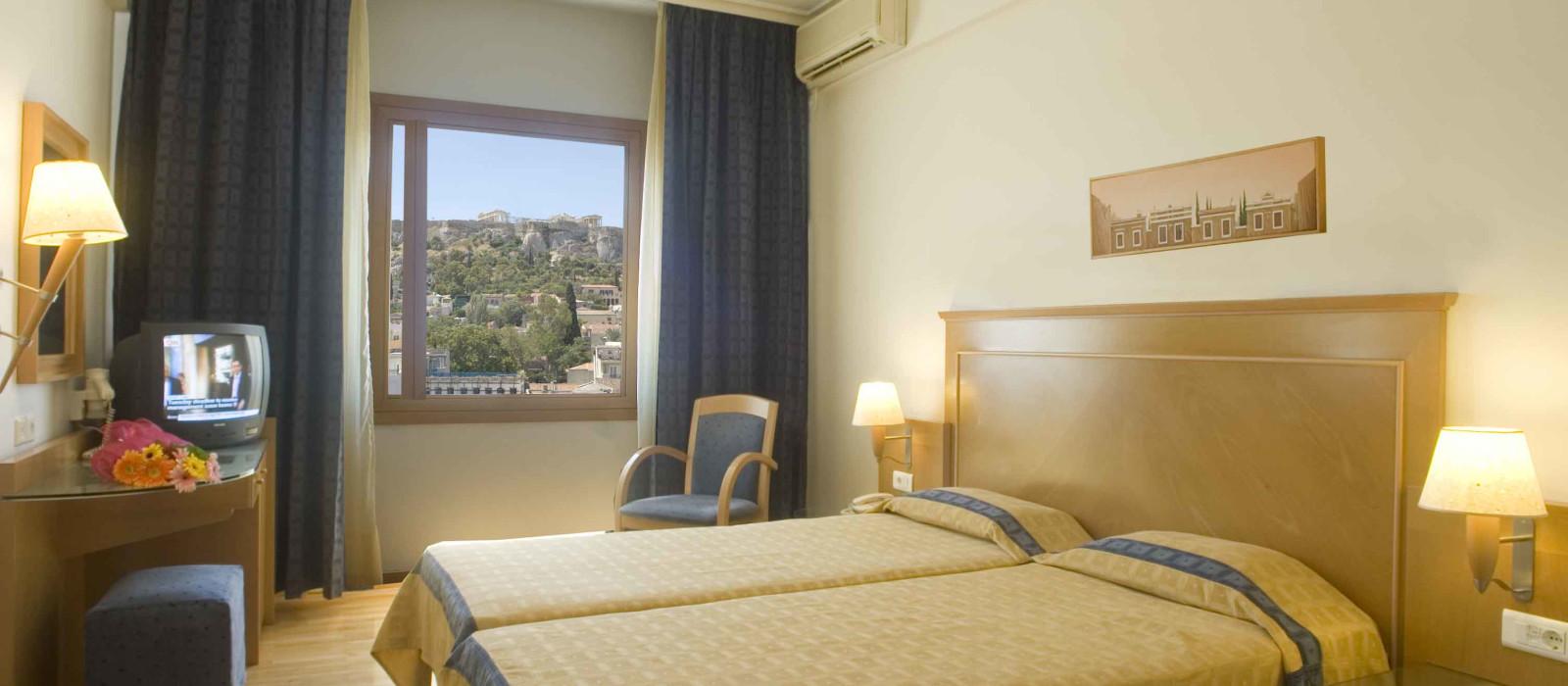 Hotel Plaka  Griechenland
