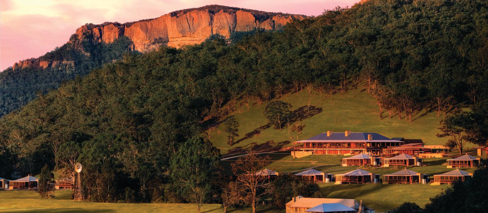 Hotel Emirates One&Only Wolgan Valley Australia