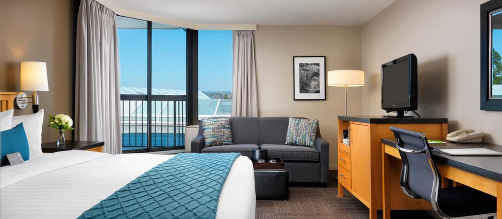 Hotel Inn at Laurel Point Kanada