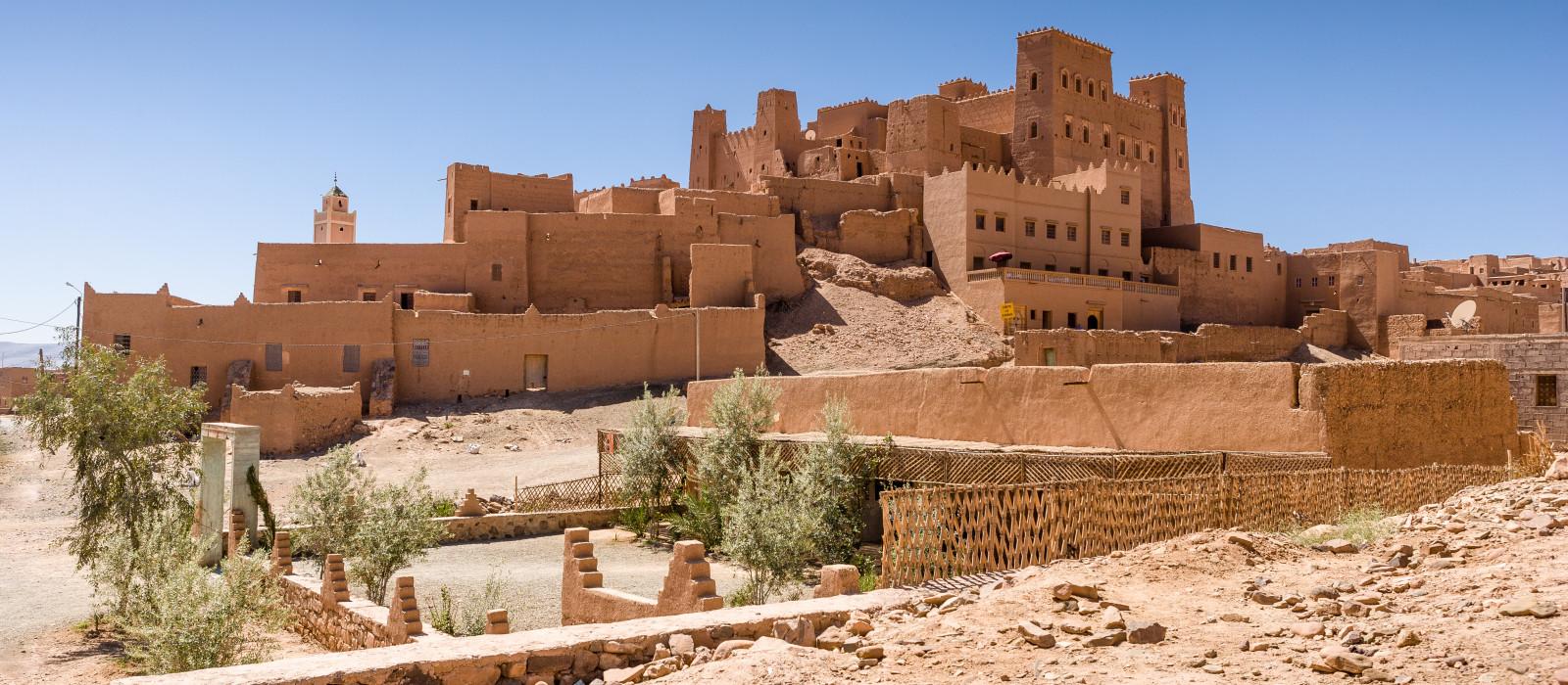 Hotel Riad Lamane Zagora Marokko