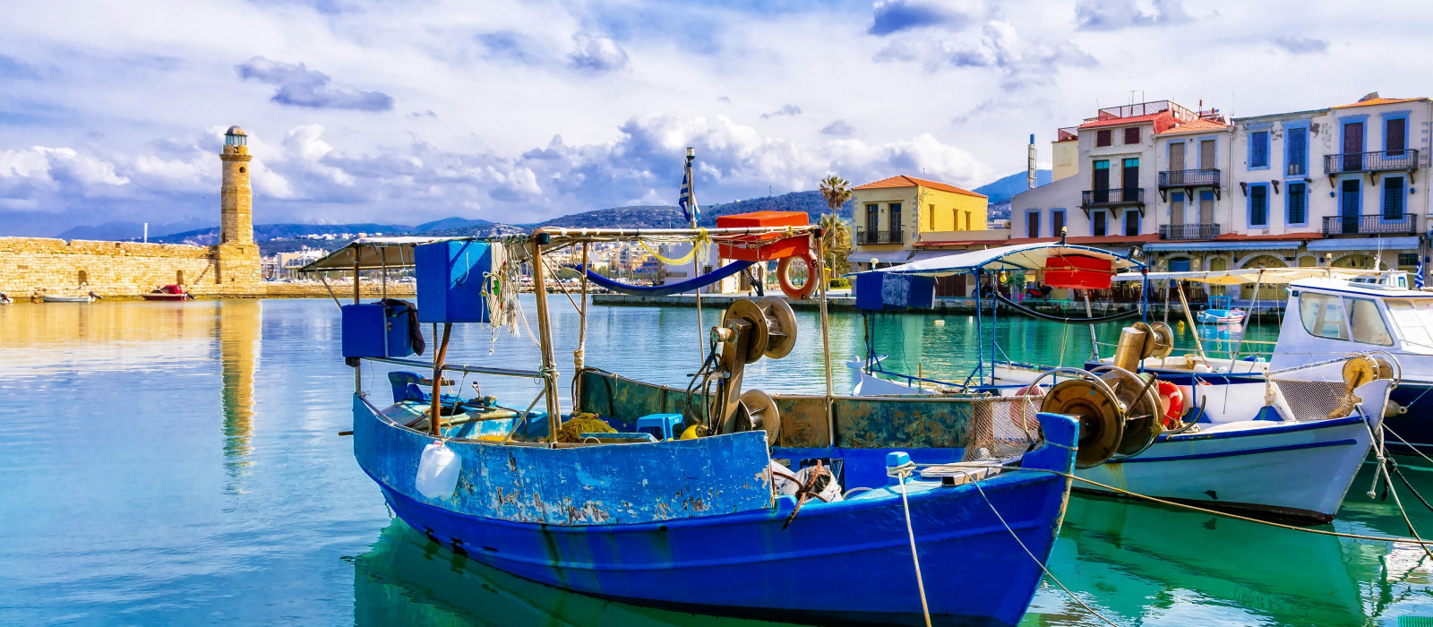 Destination Rethymno Greece