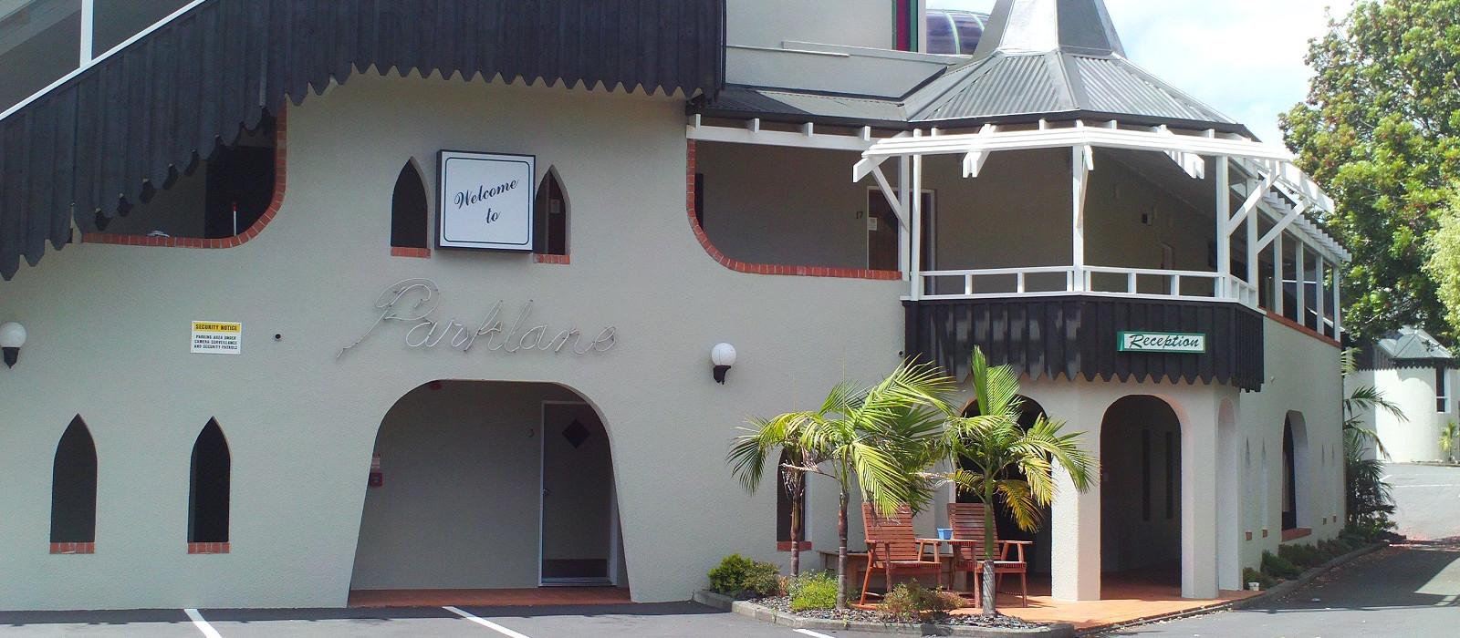 Hotel Parklane Motor Lodge Neuseeland