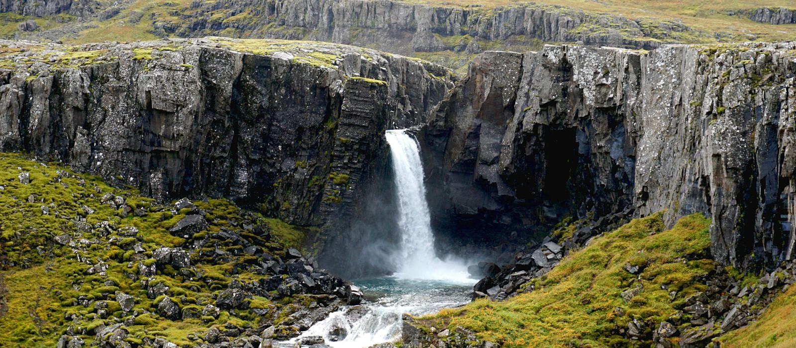 Destination Egilsstaðir Iceland