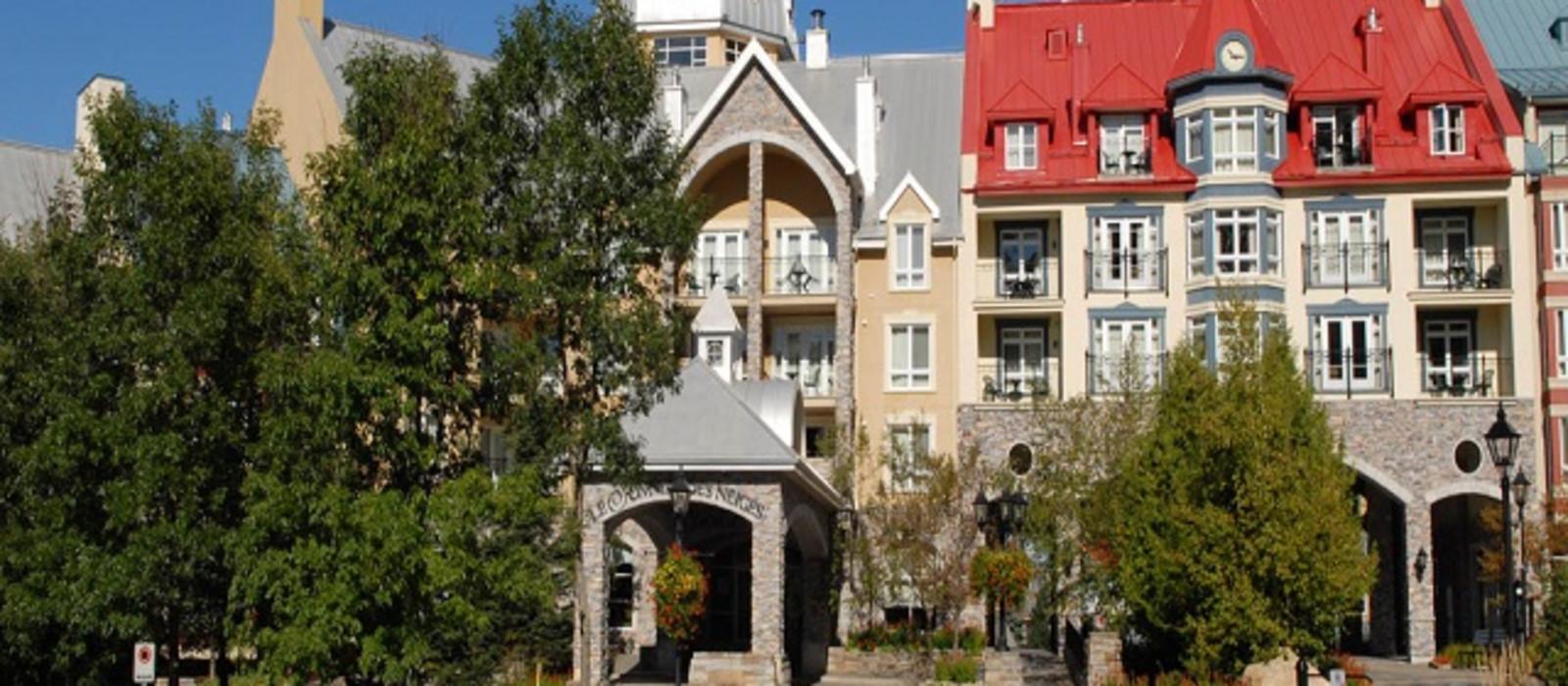 Hotel Sommet des Neiges Kanada
