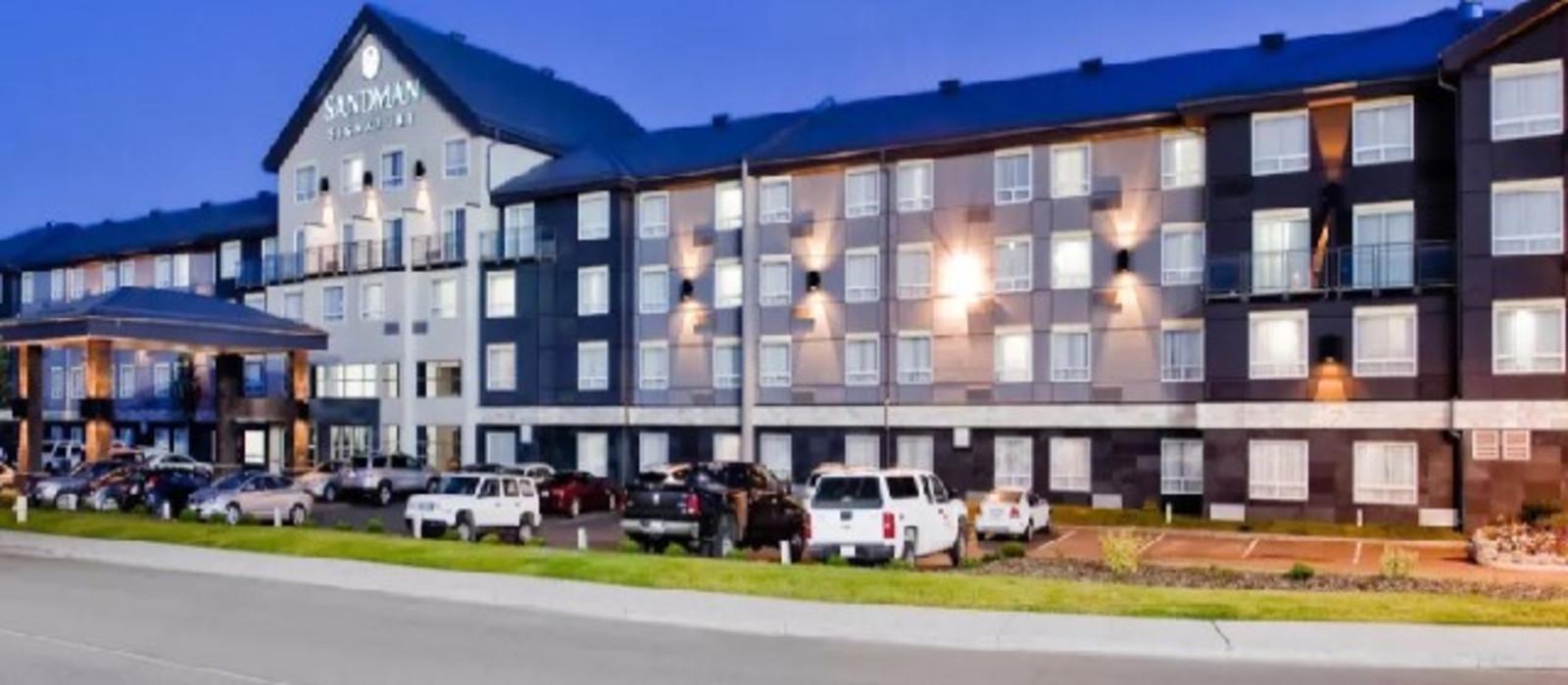 Hotel Sandman Signature Prince George %region%