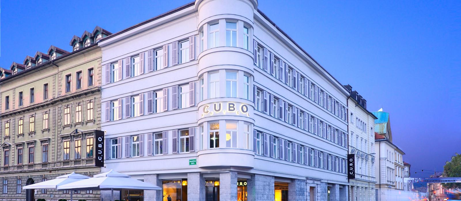 Hotel  Cubo Kroatien & Slowenien
