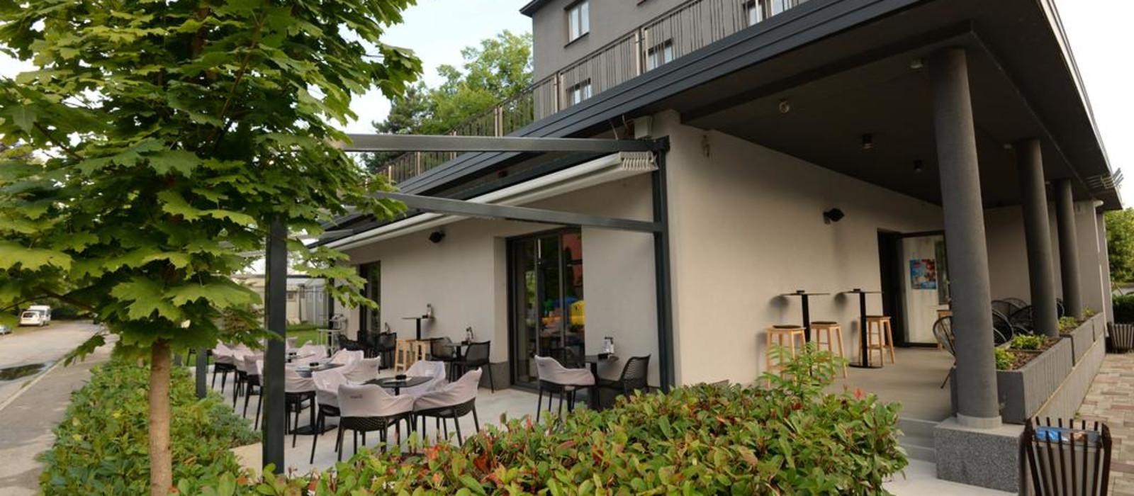 Hotel Amadria Park  Capital Kroatien & Slowenien