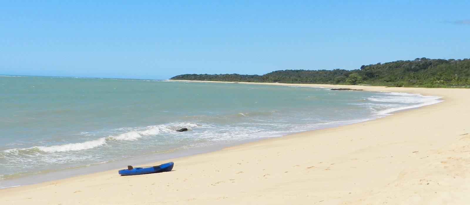 Reiseziel Trancoso / Arraial D'Ajuda Brasilien