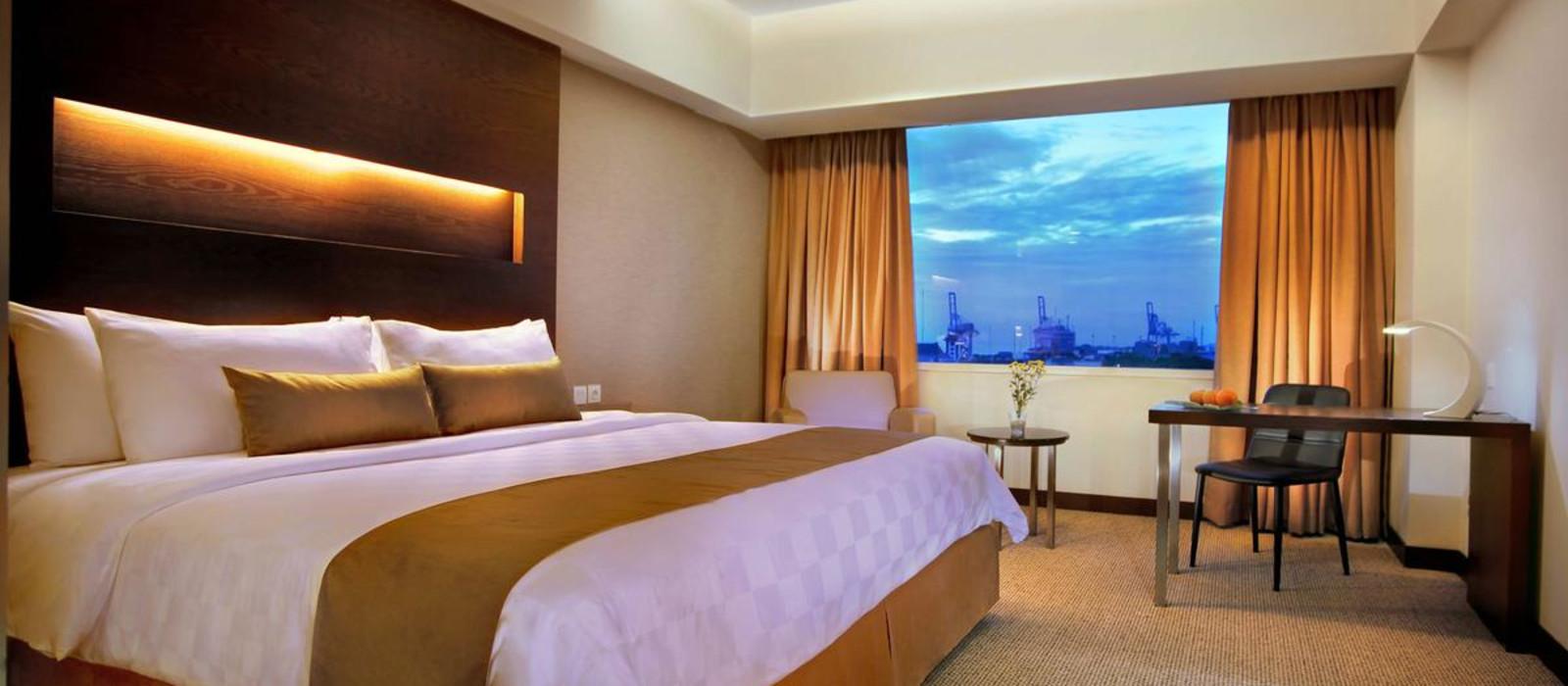 Hotel Aston Makassar Indonesien