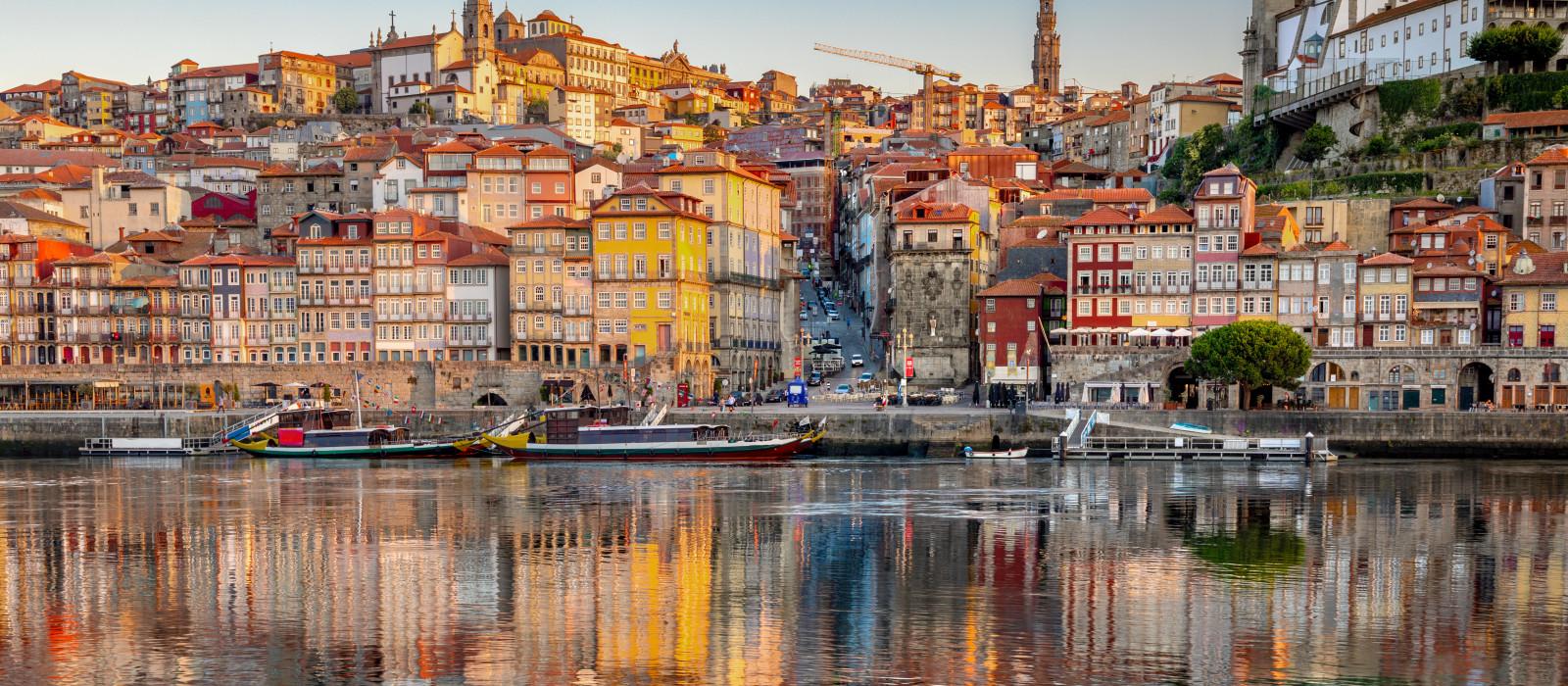Destination Porto Portugal