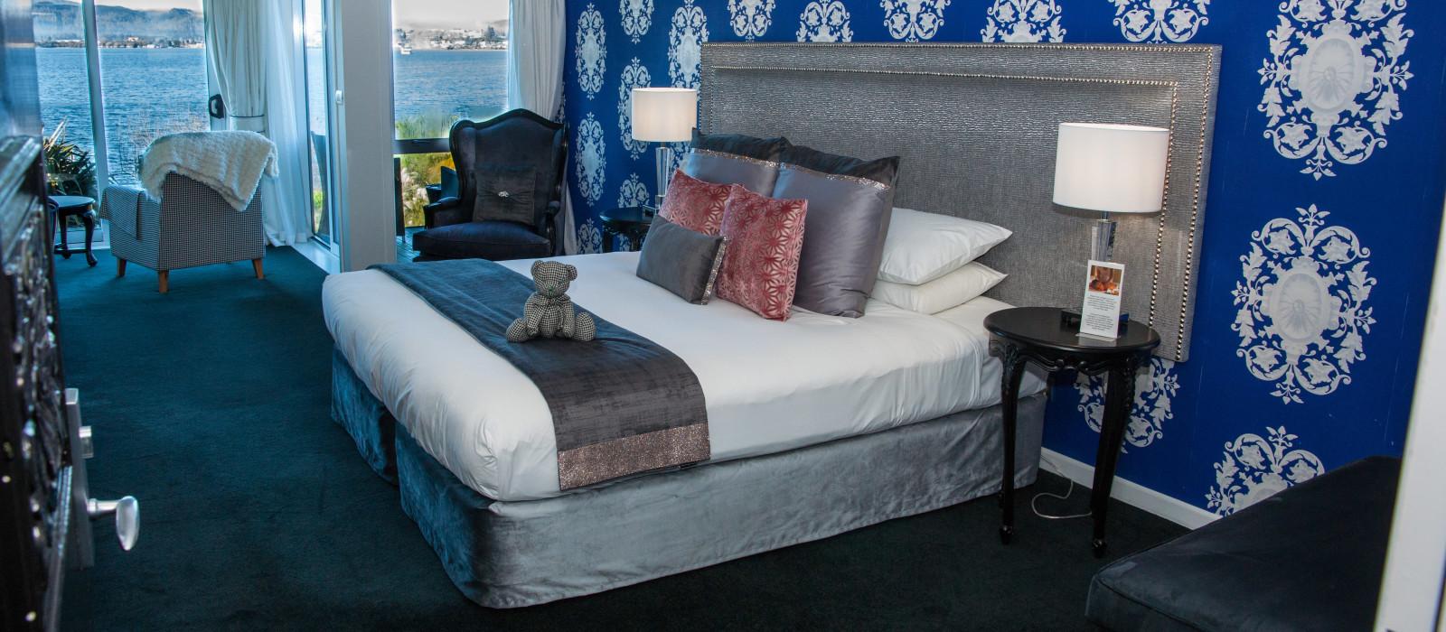 Hotel Black Swan Lakeside Boutique  New Zealand