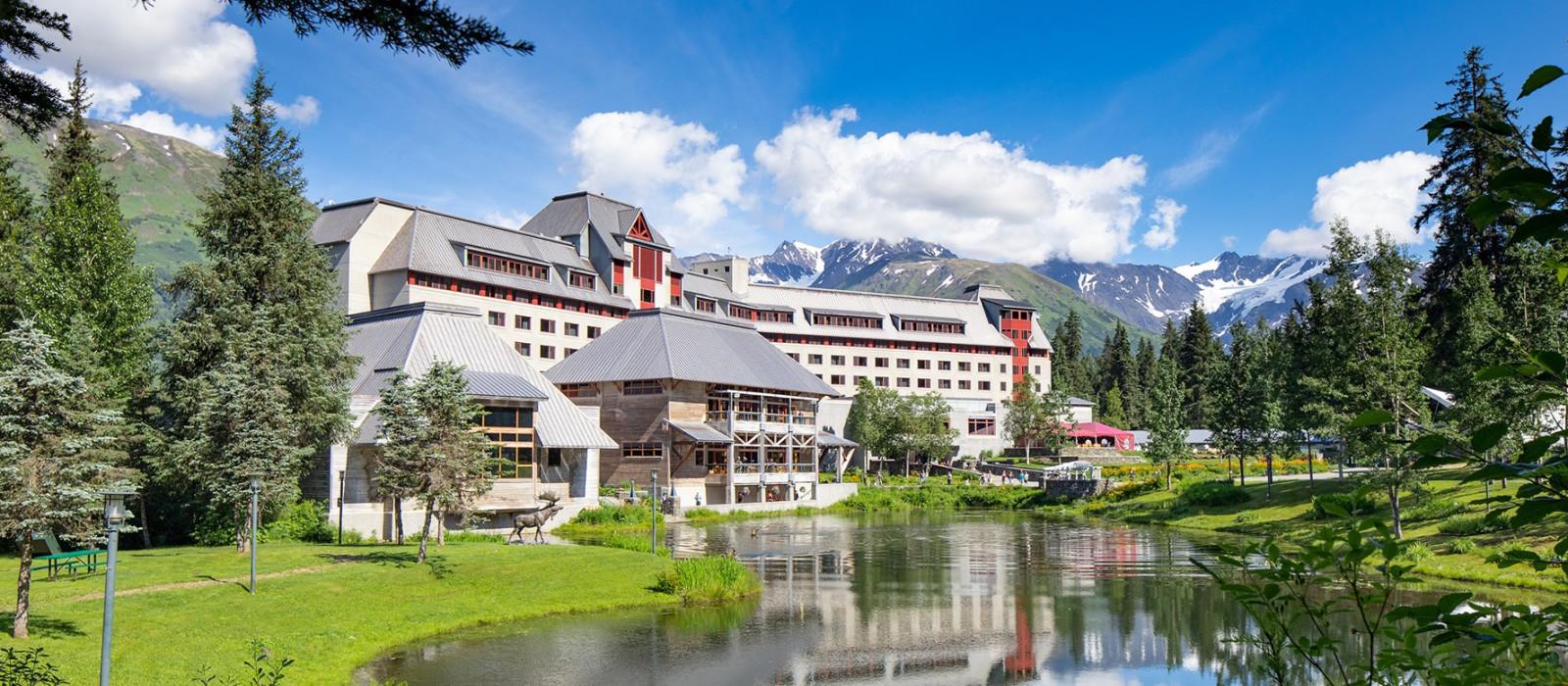 Hotel Alyeska Resort &  Alyeska Alaska