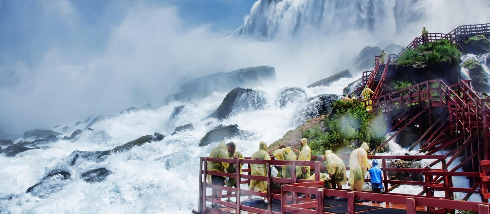 Reiseziel Niagara Falls Kanada