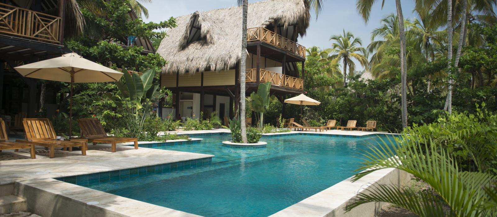 Hotel Cayena Beach Villa Colombia