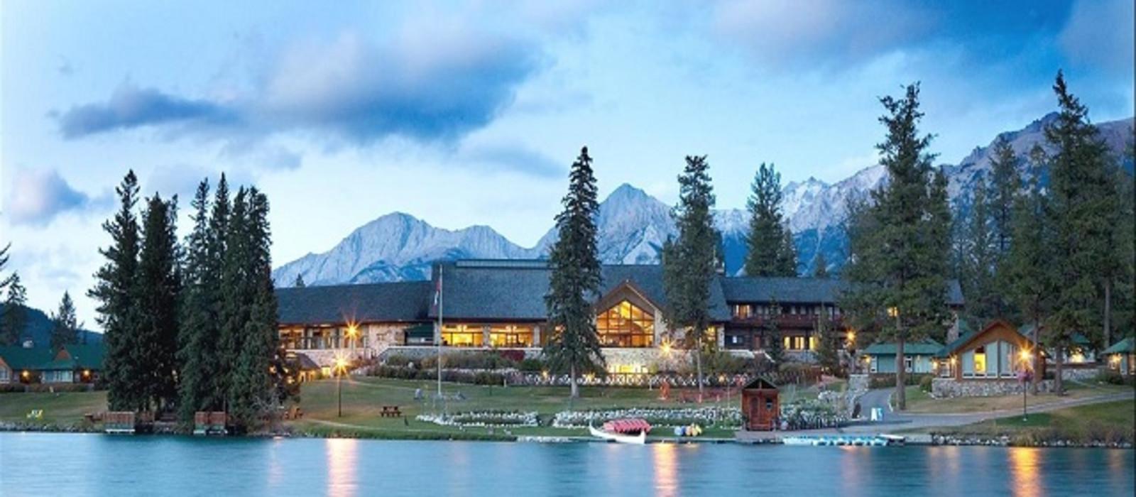 Hotel Fairmont Jasper Park Lodge Kanada