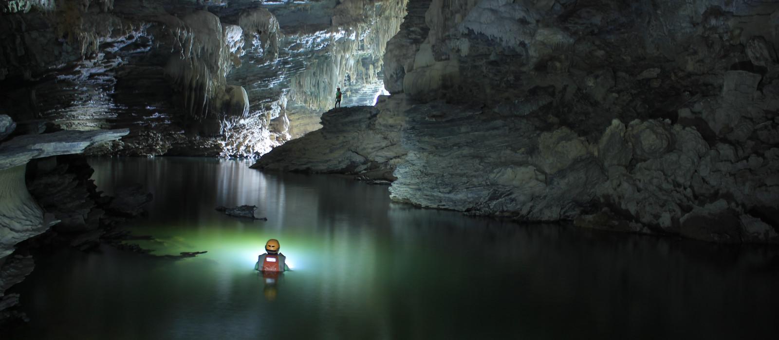 Reiseziel Quang Binh Vietnam