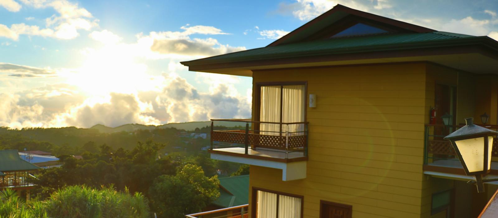 Hotel Ficus Sunset Suites and  Costa Rica