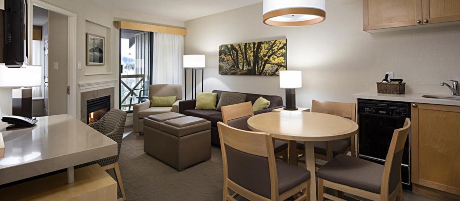 Hotel Delta s by Marriott Whistler Village Suites Kanada