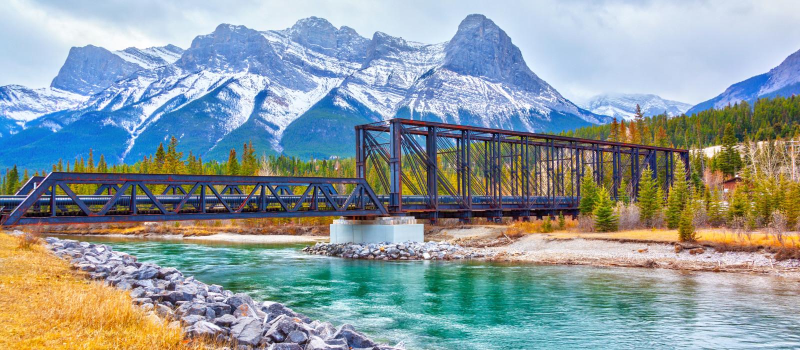 Destination Canmore Canada