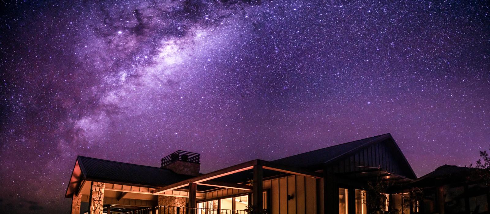 Hotel Te Arai Lodge Neuseeland