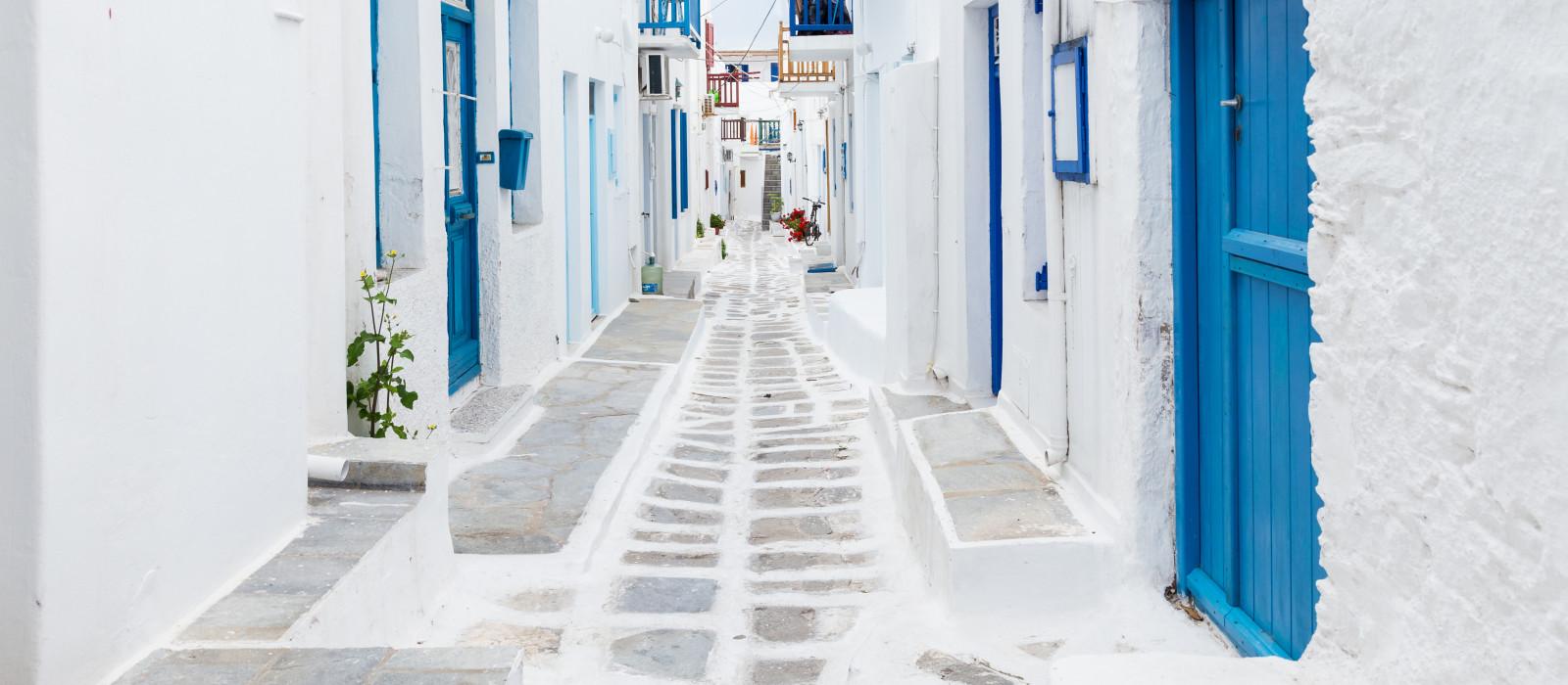 Destination Mykonos Greece