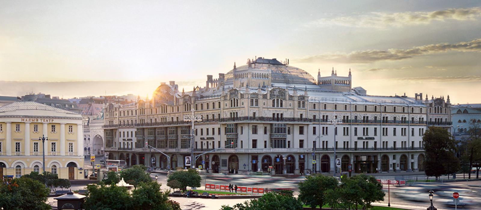 Hotel Metropol  Russland