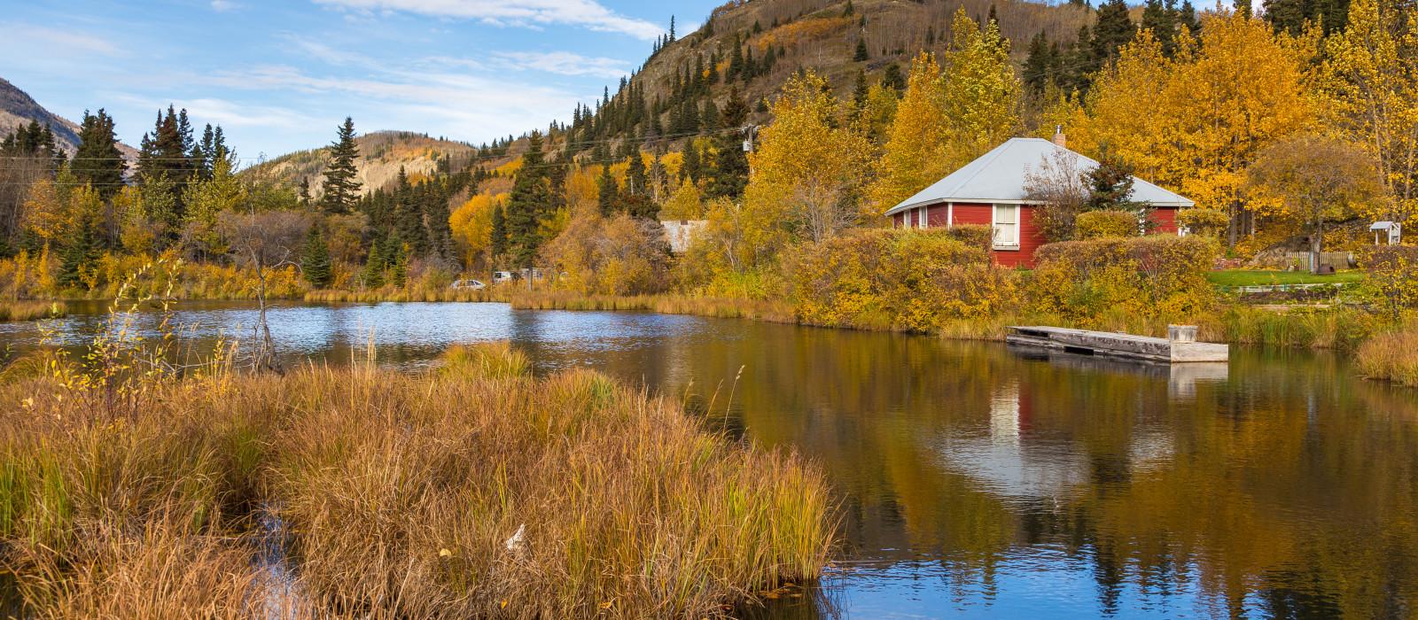 Reiseziel Chitina Alaska