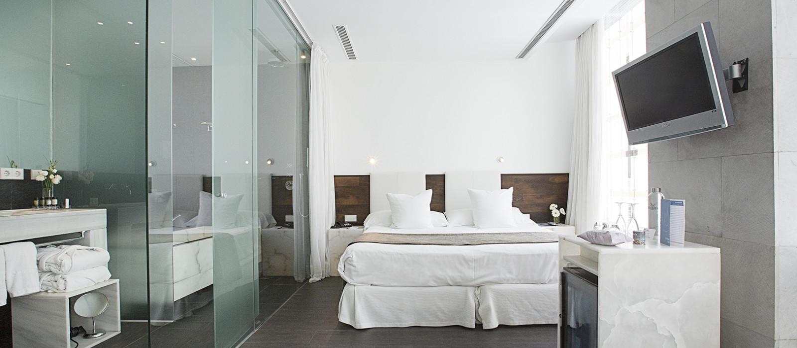 Hotel  Hospes Palacio de Los Patos Spanien
